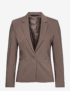 Zella Blazer - skræddersyede blazere - sandy grey