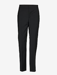 Zala Cigarette Pant - BLACK