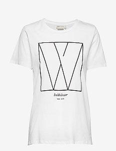 IW50 08 Sera T-shirt - PURE WHITE