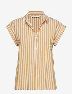 Edel Shirt - SUNNY YELLOW