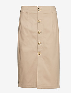IW50 18 Christy Skirt - CAFE AU LAIT