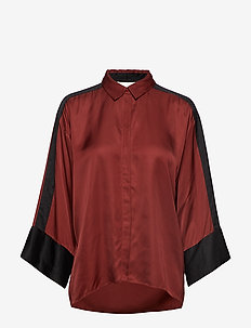 ToryIW Shirt - RUSSET BROWN