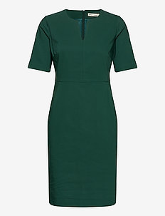 Zella Dress - vardagsklänningar - warm green