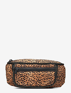 JamesIW Belt Bag - LIGHT BROWN ANIMAL