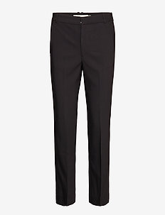 ZellaIW Kickflare Pant - straight leg trousers - black