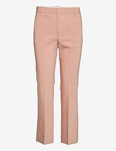 ZellaIW Kickflare Pant - bukser med lige ben - café crème