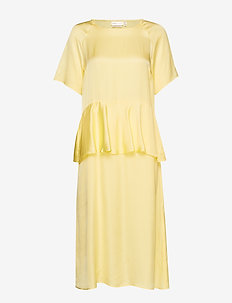 IW50 23 TurlingtonIW Dress - LEMON LIGHT