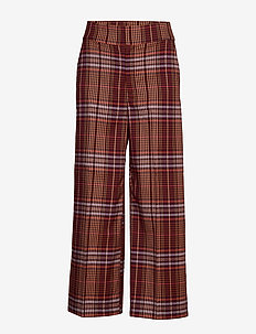 JaelIW Culotte Pant - BITTER CHOCOLATE