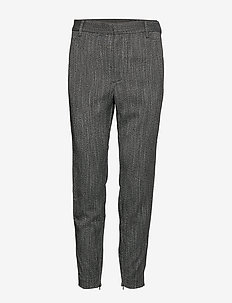 JanickaIW Pant Nica Fit - SALT/PEPPER