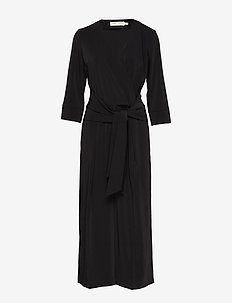 JeanaIW Jumpsuit - BLACK
