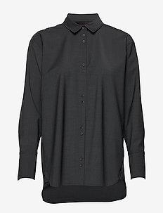 IW50 31 CarolynIW Shirt - DARK GREY MELANGE