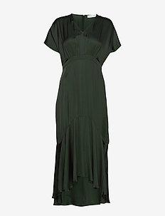 ZilliIW Dress - OLIVE LEAF