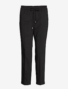ZellaIW Pull-on Pants - suorat housut - black