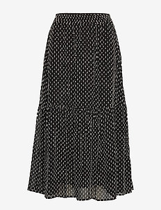 LeiaIW Skirt - BLACK