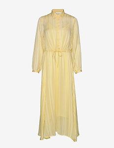 ReemaIW Dress - skjortekjoler - french vanilla