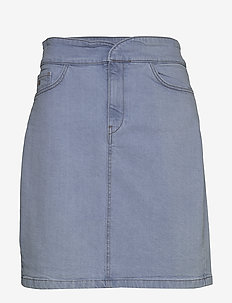 MarleeIW Skirt - jeansröcke - medium vintage