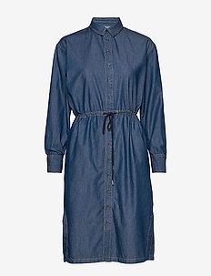 MinneIW Dress - blousejurken - rinsewash