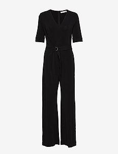AdenIW Jumpsuit - jumpsuits - black