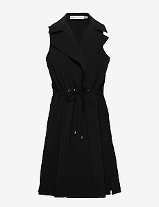 KaydeIW Waistcoat - trencze - black