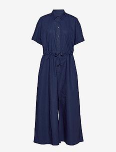 HeddieIW Jumpsuit - kombinezony - ink blue