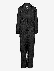 HimaIW Jumpsuit - buksedragter - black
