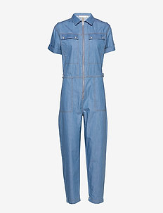 BobiIW Jumpsuit - jumpsuits - blue denim