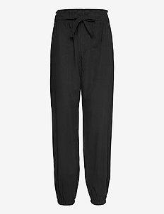 VivekaIW Pant - casual trousers - black