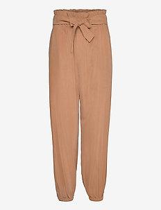 VivekaIW Pant - casual bukser - winter beige