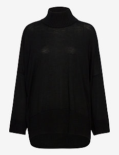 EternalIW Pullover - turtlenecks - black