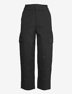 YoannIW Pants - chinos - black