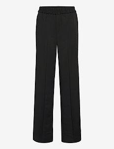 OraIW Wide Pant - vide bukser - black