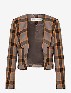 OllieIW Jacket - getailleerde blazers - sandy grey
