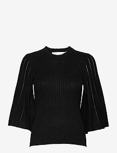 LiliIW Pullover - trøjer - black