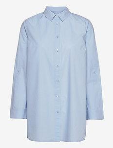 HarukaIW Tunic - tunikaer - bleached blue