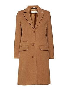 Sai Classic Coat OW - CARAMEL