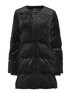 Saffira Coat OW - BLACK