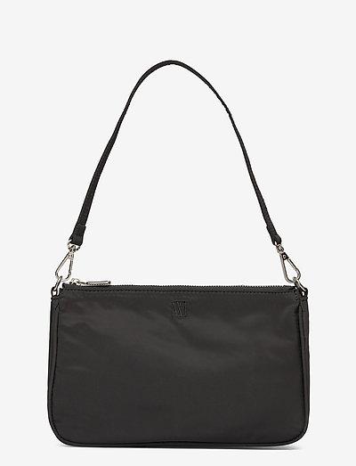 IW Travel Shoulder Bag - sacs à bandoulière - black