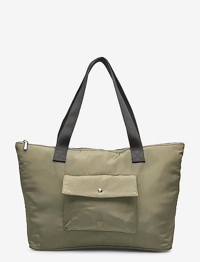 IW Travel Commuter Bag - bags - beetle green