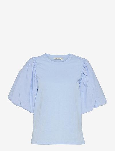 UmeIW T-Shirt - t-shirts - bleached blue