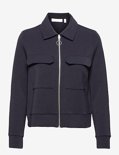 BecaIW Cardigan - sweatshirts - marine blue