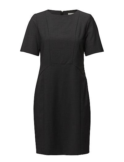 Noyan Dress HW - DARK GREY MELANGE