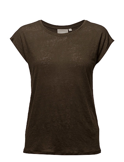 Celeste Tshirt MA17 - DARK OLIVE