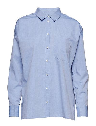 Blue Short Shirt LW - BLUEBELL