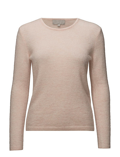 Tia MS_18 Pullover - CAMEO ROSE
