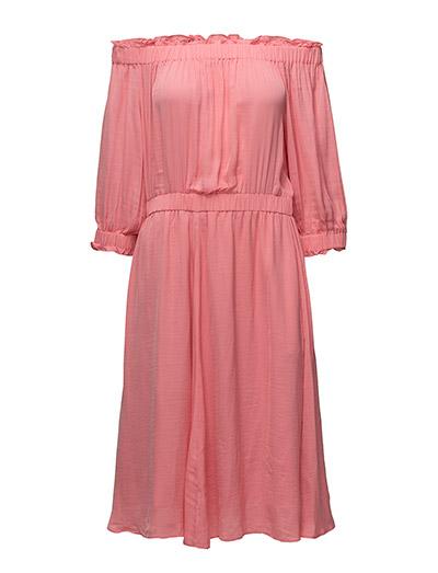 Robyn Dress - STRAWBERRY PINK