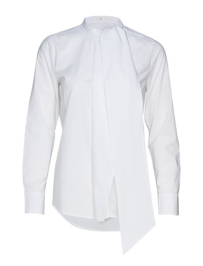 Vivienne Shirt - PURE WHITE