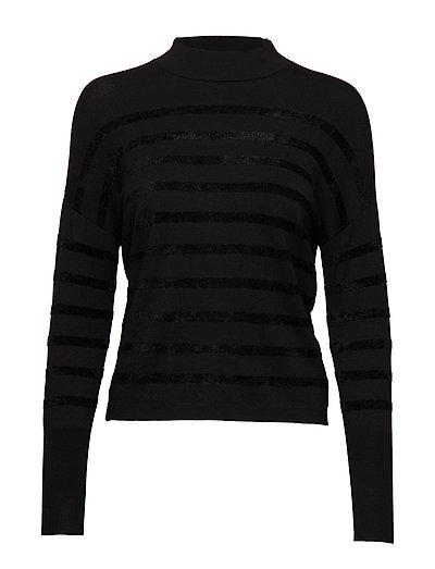 Vanezza Pullover - BLACK