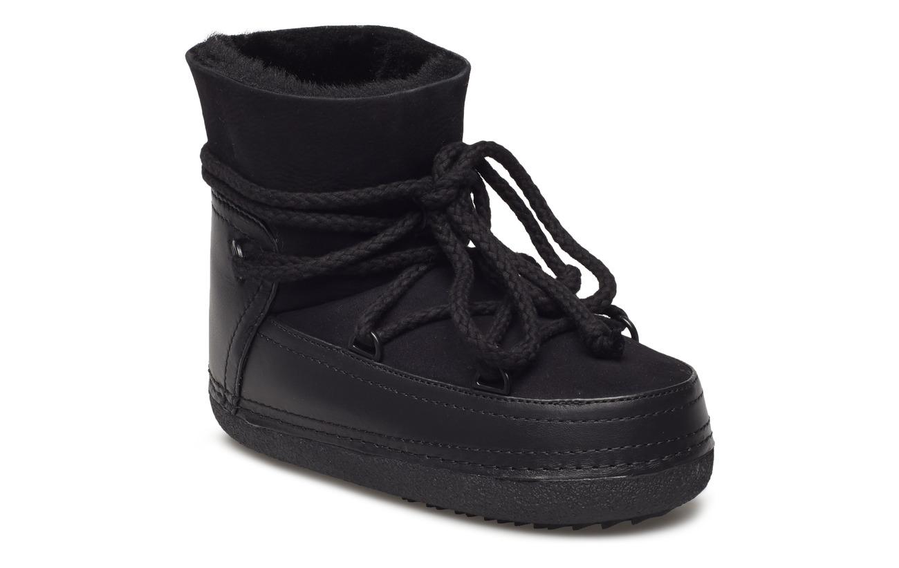 Inuikii Women Boot Classic - BLACK