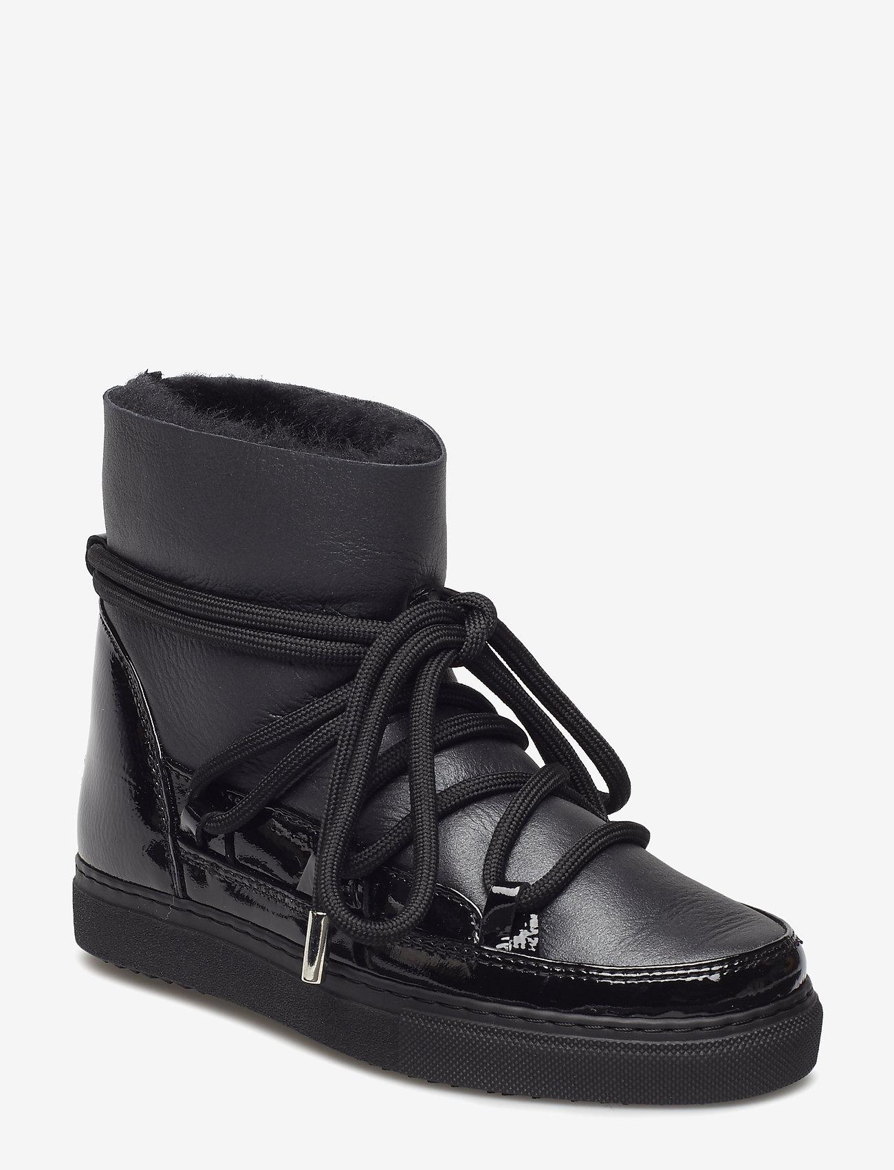 Inuikii Sneaker Gloss (Black) (188.30