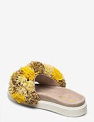 Inuikii - INUIKII Slipper Grass Band - matalat sandaalit - yellow beige - 2